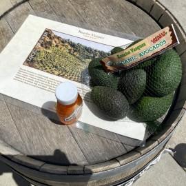 Rancho Vasquez Organic Avocados