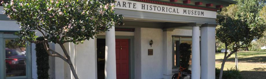 Duarte Historical Society & Duarte Museum - Rancho de Duarte